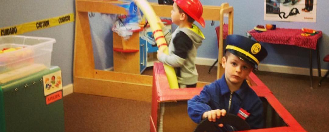 Play as a Curriculum – Dalton Preschool